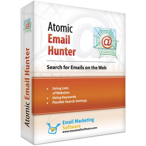 Atomic Email Hunter 14.4.0.371