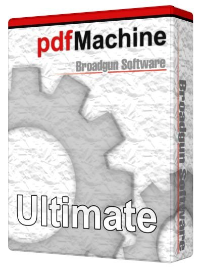 Broadgun pdfMachine Ultimate 15.26
