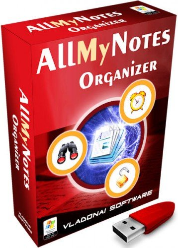 AllMyNotes Organizer Deluxe 3.27 Build 898