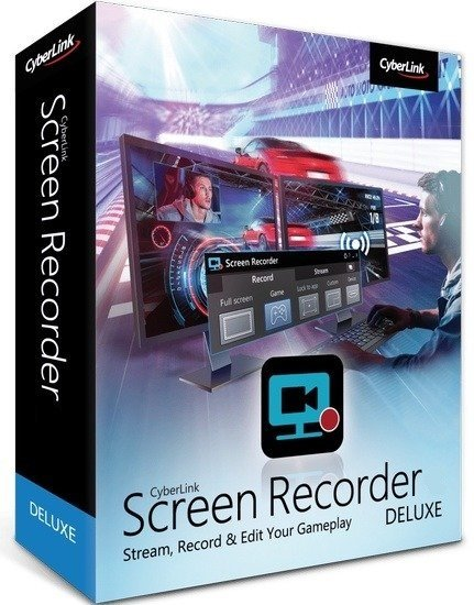 CyberLink Screen Recorder Deluxe 4.2.1.7855 + Rus