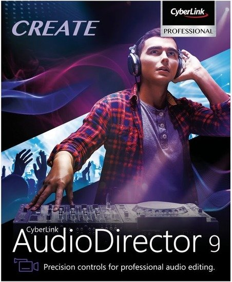 CyberLink AudioDirector Ultra 9.0.2729.0 + Rus