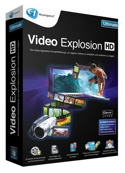 Avanquest Video Explosion HD Ultimate 7.7.0