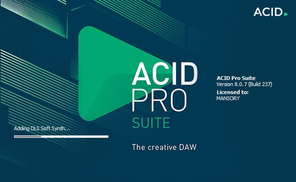 MAGIX ACID Pro Suite 8.0.7 Build 237
