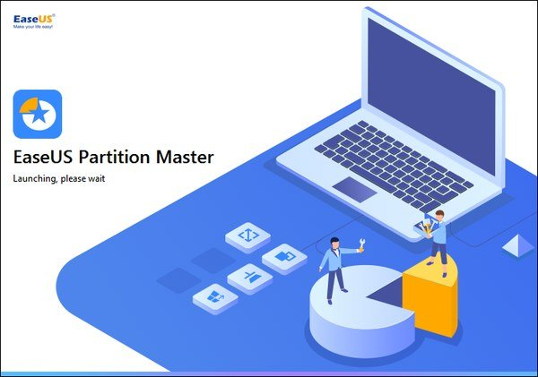 EaseUS Partition Master 13.0 Technician Edition