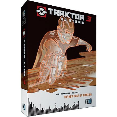 Native Instruments Traktor Pro 3.4.0.237