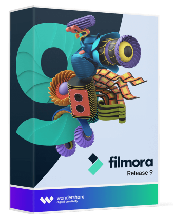 Wondershare Filmora 9.6.1.8 + Effects Packs