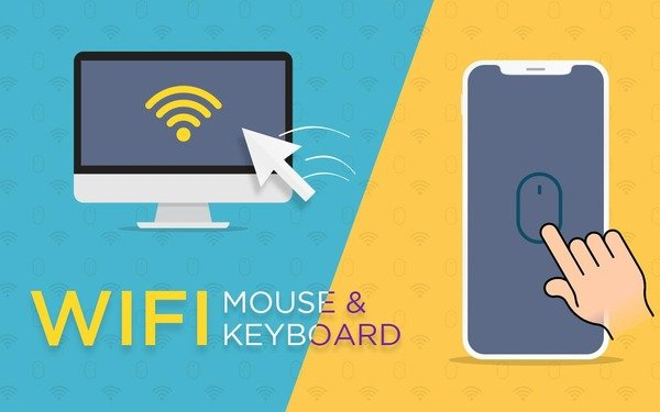 WiFi Mouse. Remote Mouse & Remote Keyboard 2.0