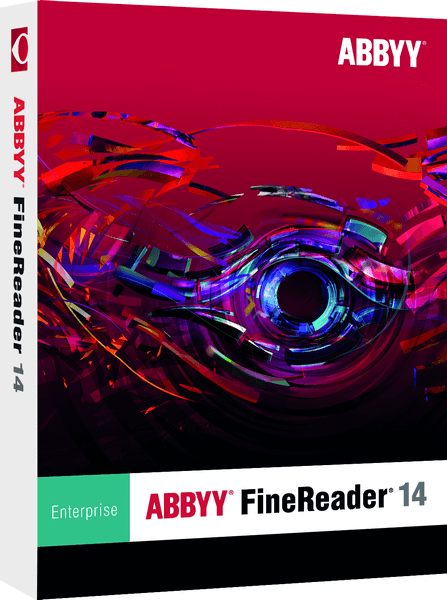 ABBYY FineReader 14.0.107.212