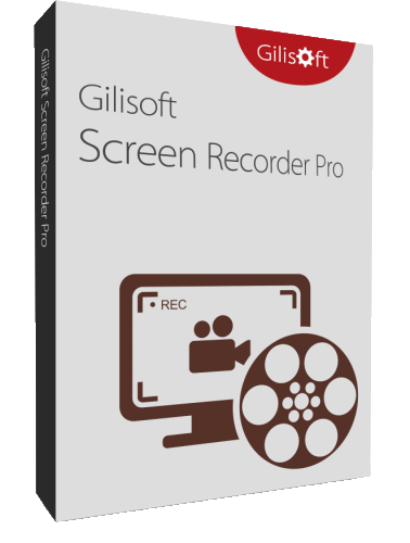 Gilisoft Screen Recorder Pro 7.7.0 + Rus