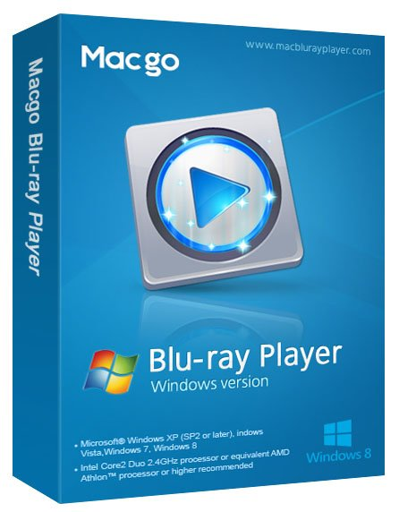 Macgo Windows Blu-ray Player 2.17.4.3289