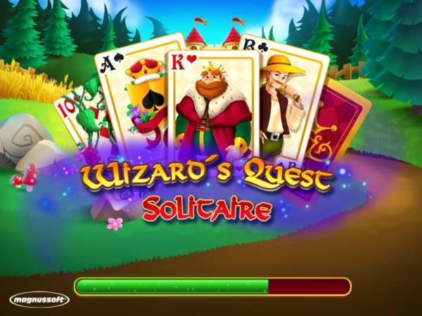 Wizard's Quest Solitaire (2018)