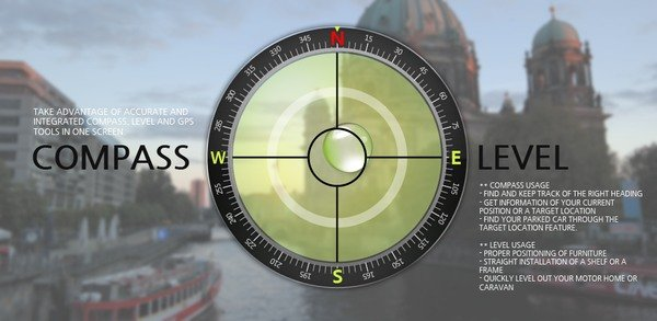 Compass Level & GPS Premium 2.4.11 build 276