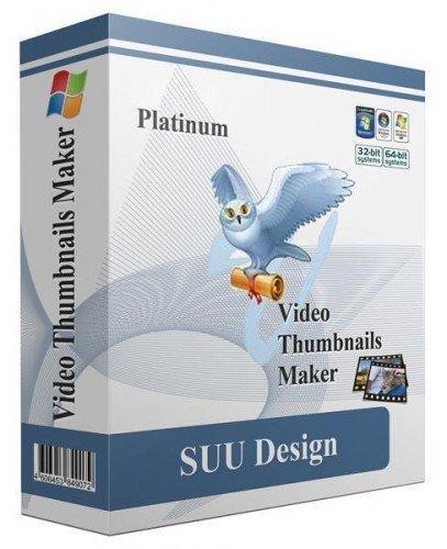 Video Thumbnails Maker Platinum 13.0.0.1