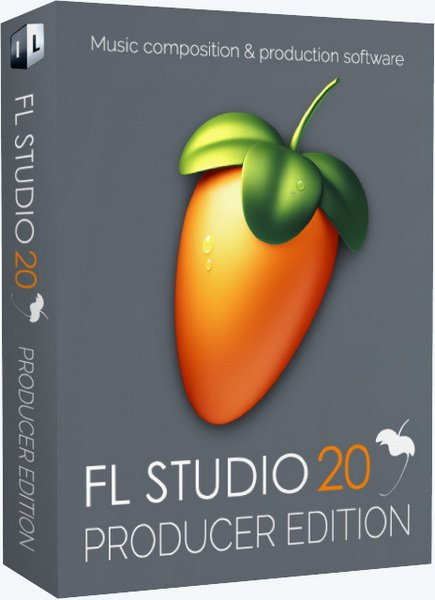 FL Studio Producer Edition 20.1.2.877