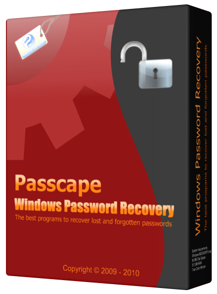 Passcape Windows Password Recovery Advanced 13.0.2.1195 + Portable