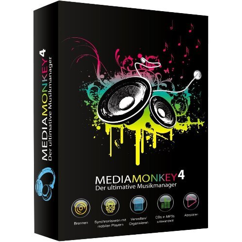 MediaMonkey Gold 4.1.31.1919 + Portable