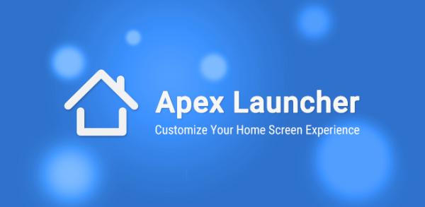 Apex Launcher Pro 4.5.4