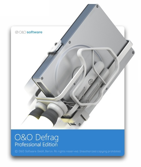 O&O Defrag Professional 22.1 Build 2521