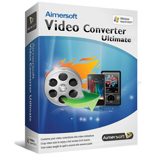 Aimersoft Video Converter Ultimate 10.4.2.196 + Rus
