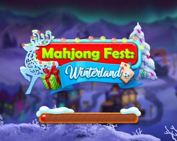 Mahjong Fest: Winter Wonderland (2019)