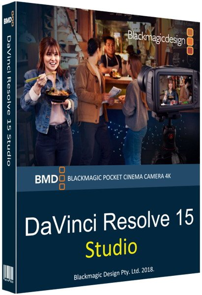 Blackmagic Design DaVinci Resolve Studio 15.3.0.008