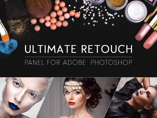 Ultimate Retouch Panel 3.7.64 for Adobe Photoshop