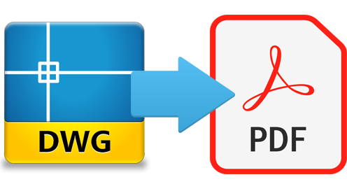 AutoDWG DWG to PDF Converter 2019 5.20