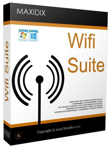 Maxidix Wifi Suite 15.9.2 Build 890