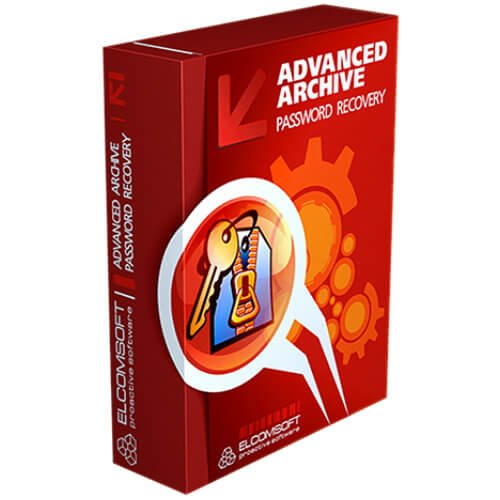 ElcomSoft Advanced Archive Password Recovery Enterprise 4.54.110