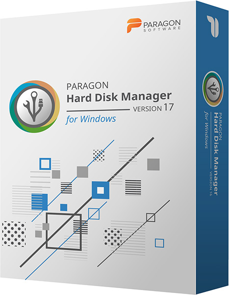 Paragon Hard Disk Manager 17.2.3 BootCD