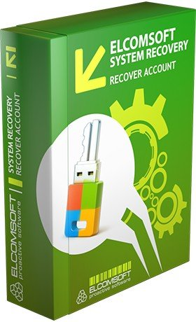 Elcomsoft System Recovery Professional Edition 7.2.628 BooCD