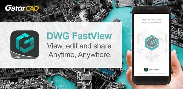 DWG FastView. CAD Viewer & Editor Premium 3.1.9