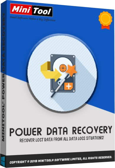 MiniTool Power Data Recovery Business Technician 9.2 + Rus