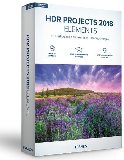 Franzis HDR projects 2018 elements 6.64.02783 + Rus