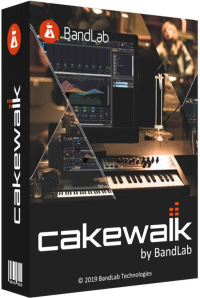 BandLab Cakewalk 26.11.0.088 + Portable + Studio Instruments Suite