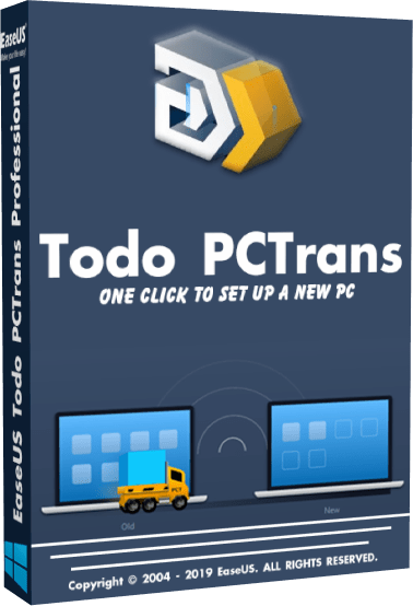 EaseUS Todo PCTrans Professional / Technician 12.0 Build 20200929