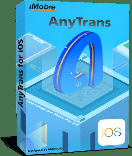 AnyTrans for iOS 7.7.0.20190704