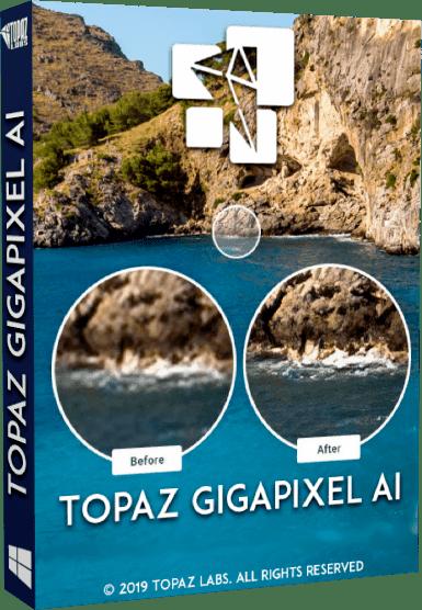 Topaz Gigapixel AI 5.4.1 + Portable