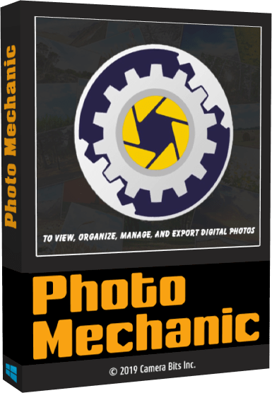 Camera Bits Photo Mechanic 6.0 Build 5404