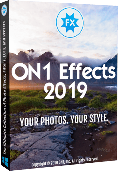 ON1 Effects 2019.6 v13.6.0.7353