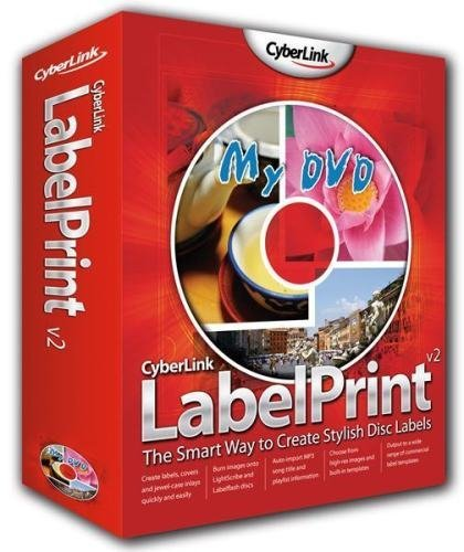 CyberLink LabelPrint 2.5.0.13602 + Rus