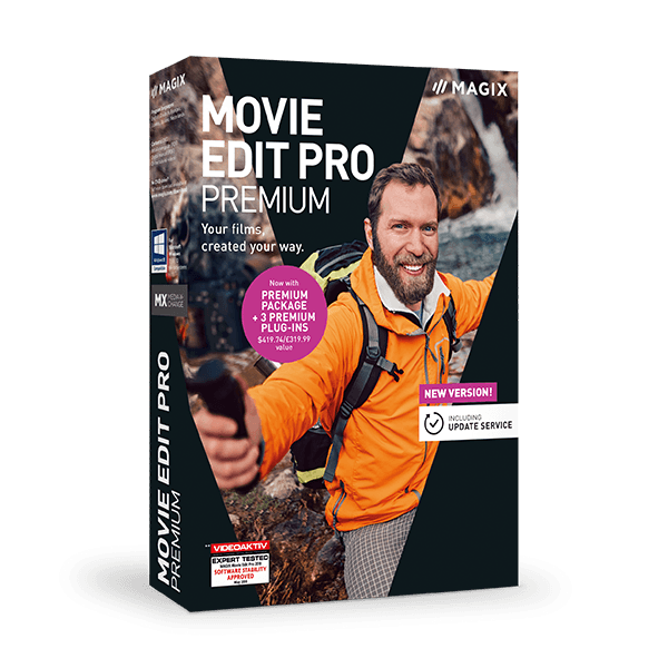 MAGIX Movie Edit Pro 2019 Premium 18.0.3.261 + Rus