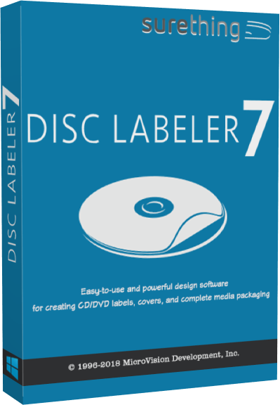 SureThing Disk Labeler Deluxe Gold 7.0.95.0