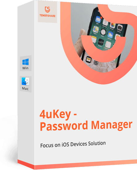 Tenorshare 4uKey Password Manager 1.4.1.2