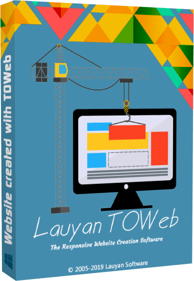 Lauyan TOWeb 7.2.4.780 Studio Edition + Rus
