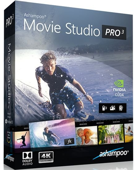 Ashampoo Movie Studio Pro 3.0.3
