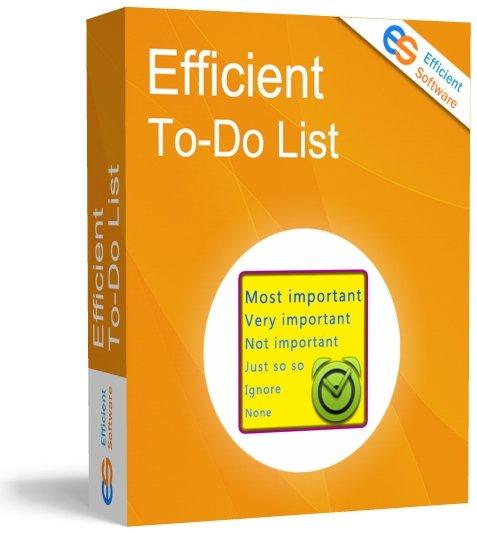 Lista de tareas eficientes 5.60 Build 551