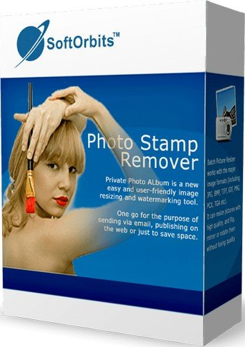 SoftOrbits Photo Stamp Remover 10.2 + Portable