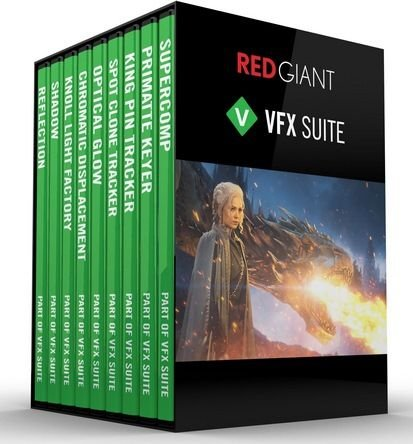 Red Giant VFX Suite 1.5.0