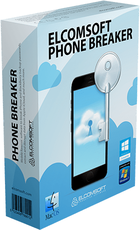 Elcomsoft Phone Breaker Forensic Edition 9.65.37980